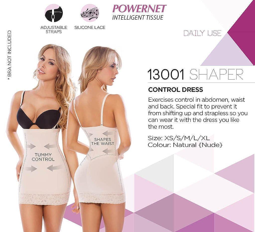 208ada85f6 MOLDEATE 13001 Tummy Control Slip Shaper at Amazon Women s Clothing store