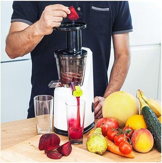 Estrattore di succo a freddo cecomix juicer compact 4038 (1000044913): Amazon.es: Deportes y aire libre