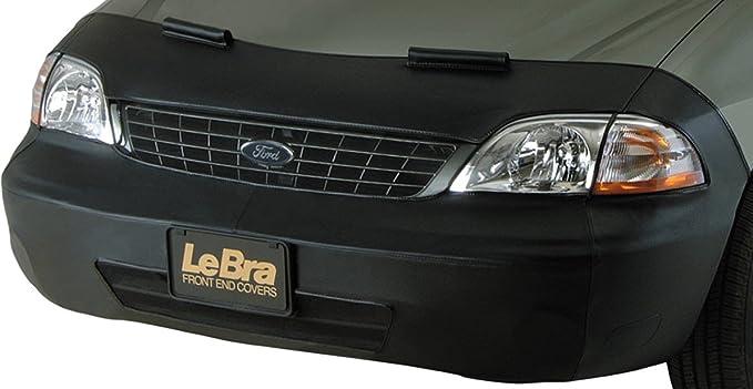 Black LeBra 55912-01 Front End Cover Ford Taurus Vinyl