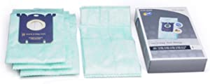 Electrolux Canister Vacuum Anti-Allergy Type S Bags 4 Pk Genuine Part # EL202F-4