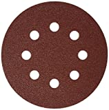 Bosch RSP080 5-Inch, 80 Grit, Pressure Sensitive Sanding Discs, 25 Pack