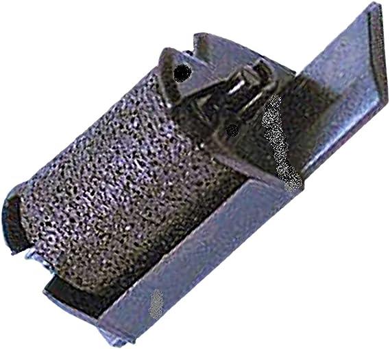 rollos de tinta- negro -compatible con- Casio HR 8 TEC- Gr.744 -Marca Farbbandfabrik: Amazon.es: Oficina y papelería