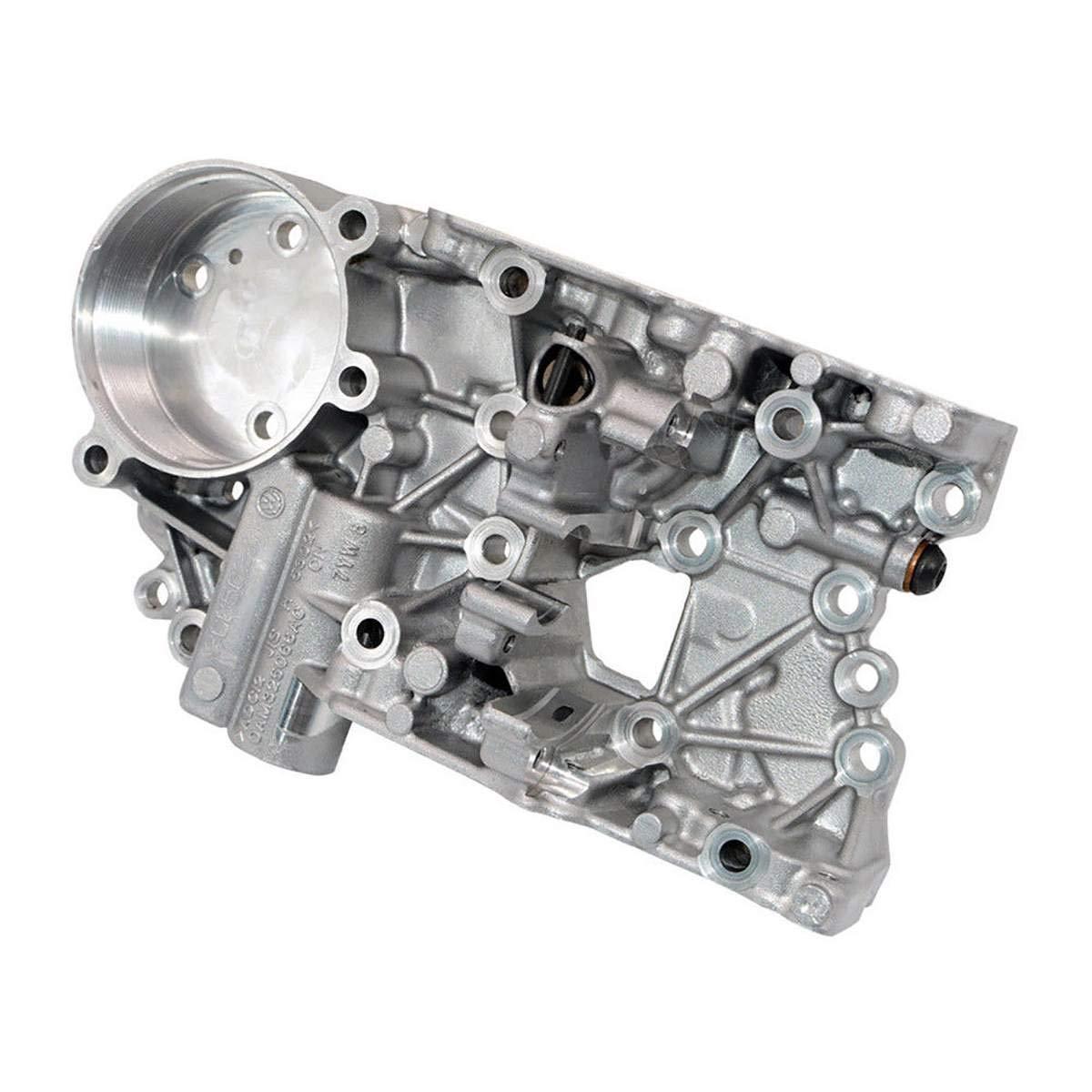 Bestycar DSG OAM DQ200 Transmission Valve Body Accumulator Housing Metal Auto Replacement Parts For Audi/VW Skoda Seat 0AM325066AC 0AM325066C 0AM325066R