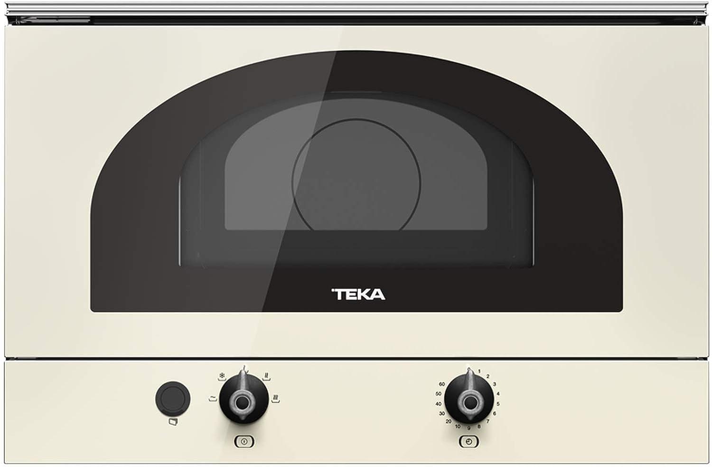 Teka MWR 22 BI VNS 112040001 - Horno microondas integrado de 39 cm