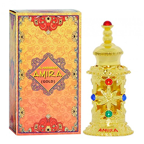 Haramain Amira Gold 12Ml By Al Haramain