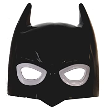 The Dark Knight Batman Dc Comics Maske Mit Licht Spielzeug Amazon