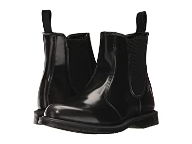 0a4562e8ec7 Dr. Martens Womens Flora Chelsea Boot Brown Size: Amazon.com.au: Fashion