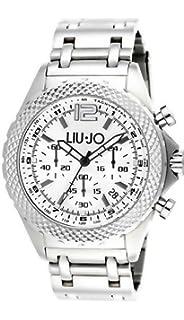 orologio cronografo uomo Liujo Jet casual cod. TLJ1160  Amazon.it ... 593d31608fc