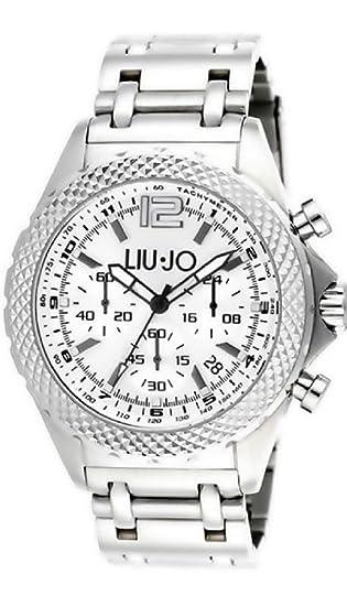 orologio cronografo uomo Liujo Riva casual cod. TLJ833  Amazon.it  Orologi ef5739b12c0