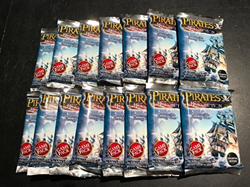 Pirates of the Revolution Unlimited Edition Game Pack Boosters X 15 ()