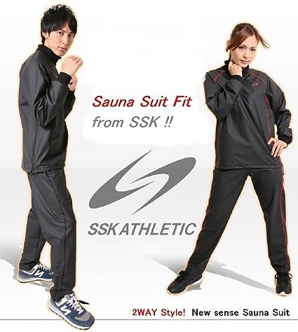 Ssk Sauna Suit Weight Loss Fit Japan Import