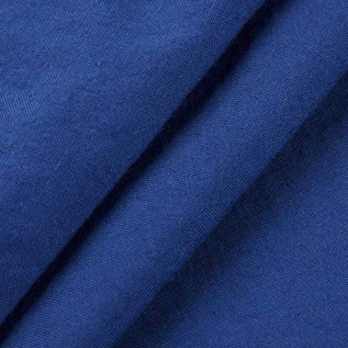 Tasche Chic Donna Bendare Con Della Primaverile Alta Tendenza Fionda Autunno Pantaloni Blau Eleganti Ragazza Jumpsuit Busbana Francese Harem Moda Vita Bicchierini Lunga Abbigliamento Pantaloni Pantaloni x4Owq6wtP
