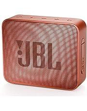 JBL 6925281938535 Go 2 Wireless Portable Bluetooth Speaker, Cinnamon