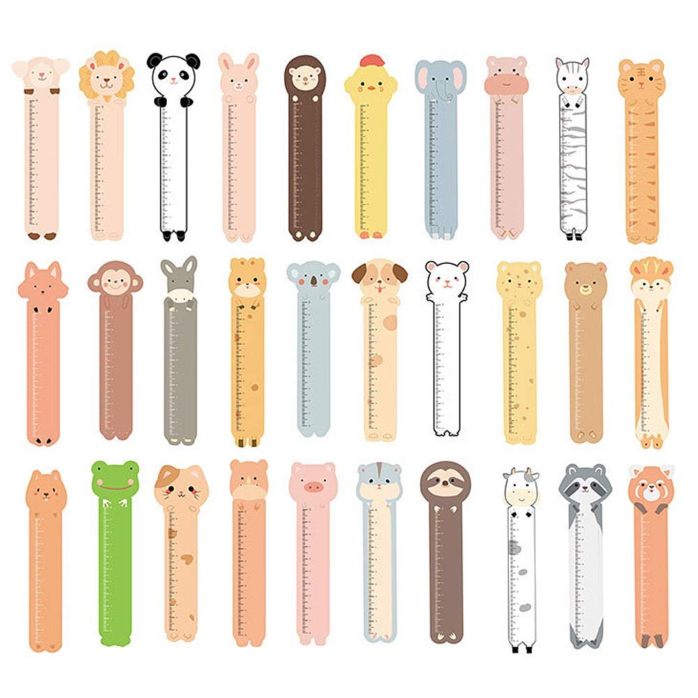 Cute Animal segnalibro per bambini teenager, 30Pcs, You look So Cute MR