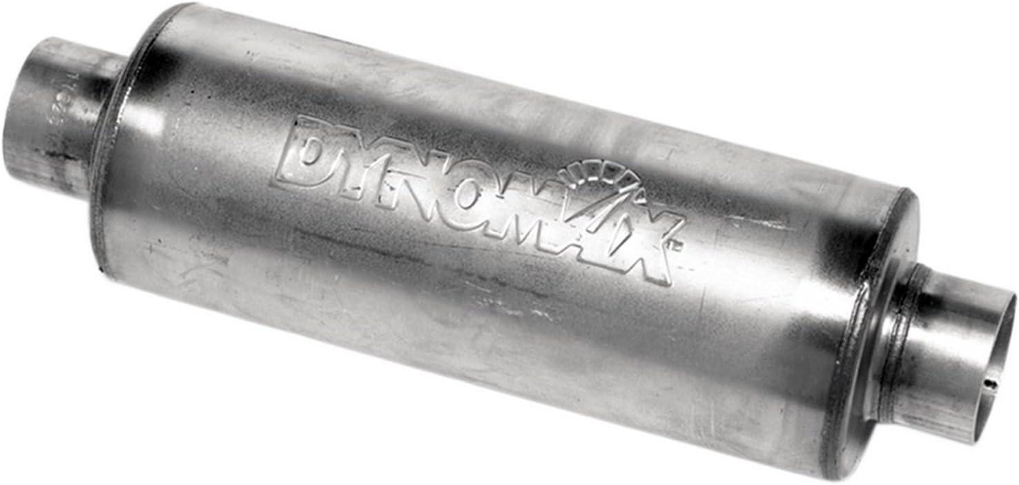 Exhaust Muffler-Ultra Flo Welded Universal Muffler Dynomax 17220