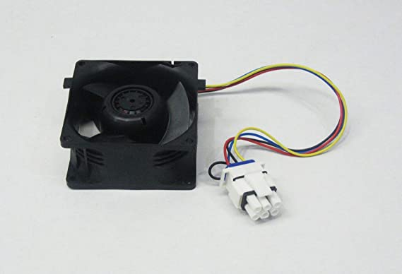 For General Electric  Refrigerator Evaporator Blade Fan # OA9898683GE121
