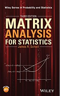 Matrix Algebra Useful For Statistics Pdf