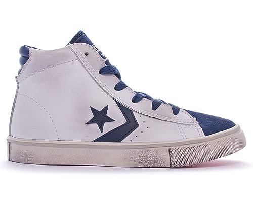 converse pro leather vulc mid m