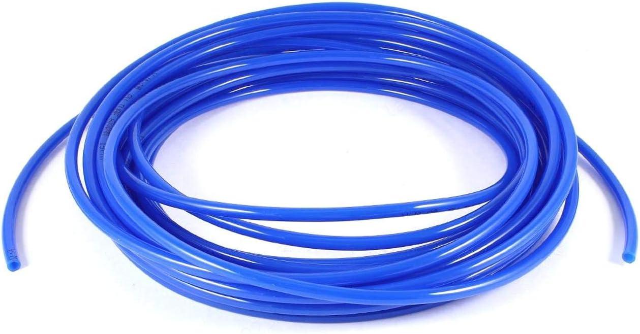 Fiween 10M 32.8ft 6 mm x 4 mm PU Tuyau pneumatique polyur/éthane