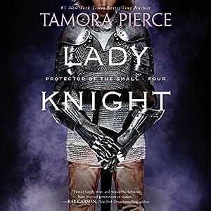 Lady Knight Audiobook