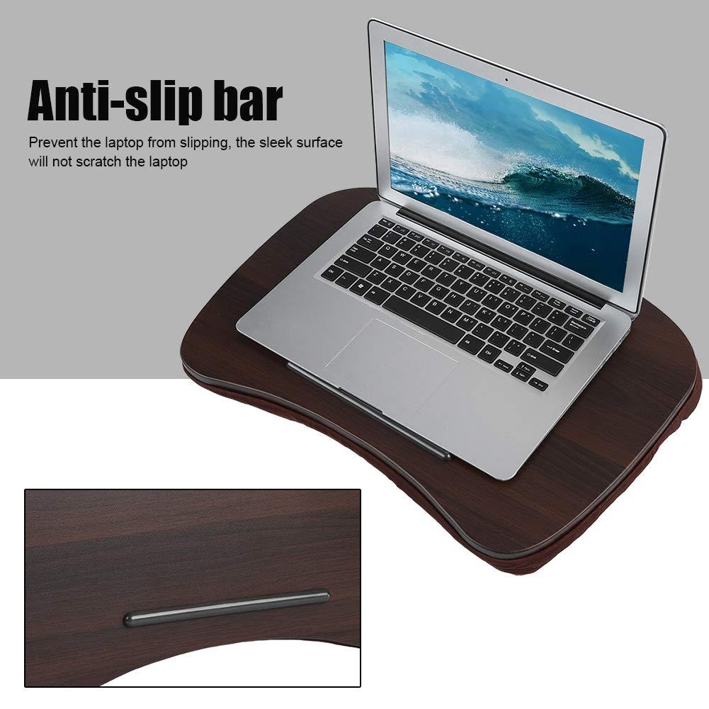 Supporto Base per Laptop con Cuscino Piastra Platform Laptop Lap Desk Cuscino Home Office Portatile Zerone Vassoi di Appoggio per PC Portatili