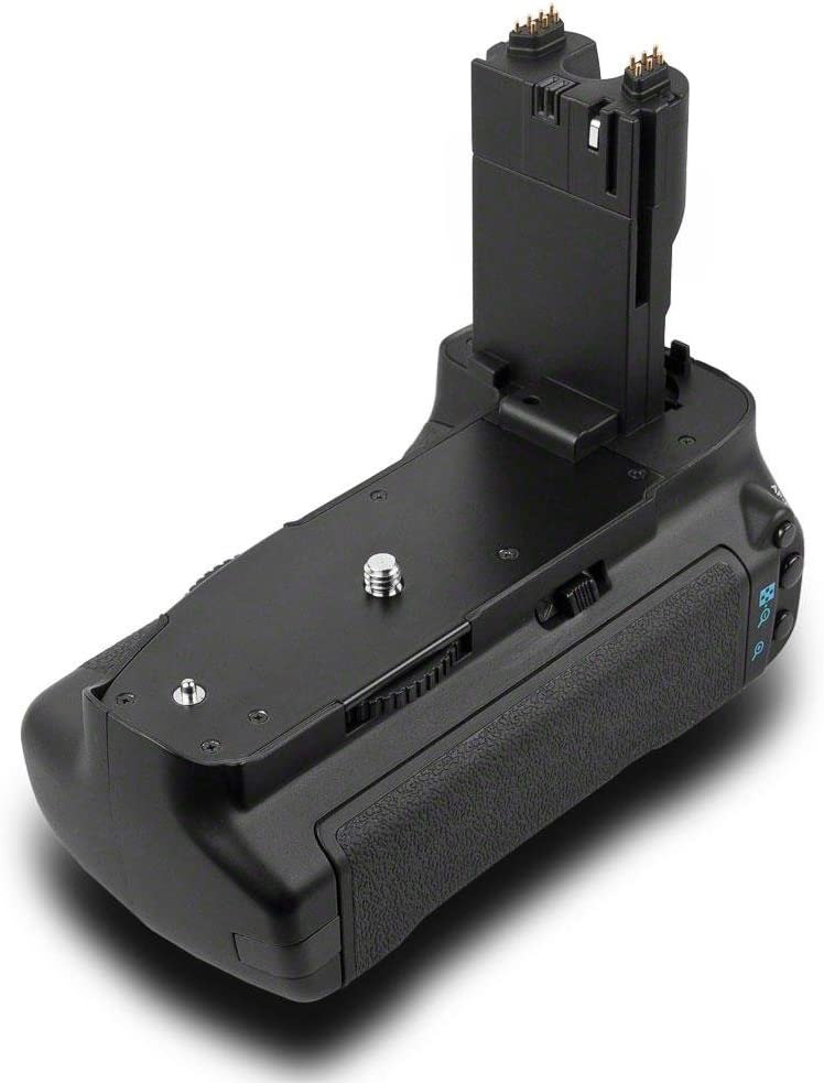 JSUJHA AJSU Vertical Camera Battery Grip for Canon EOS 6D Mark II