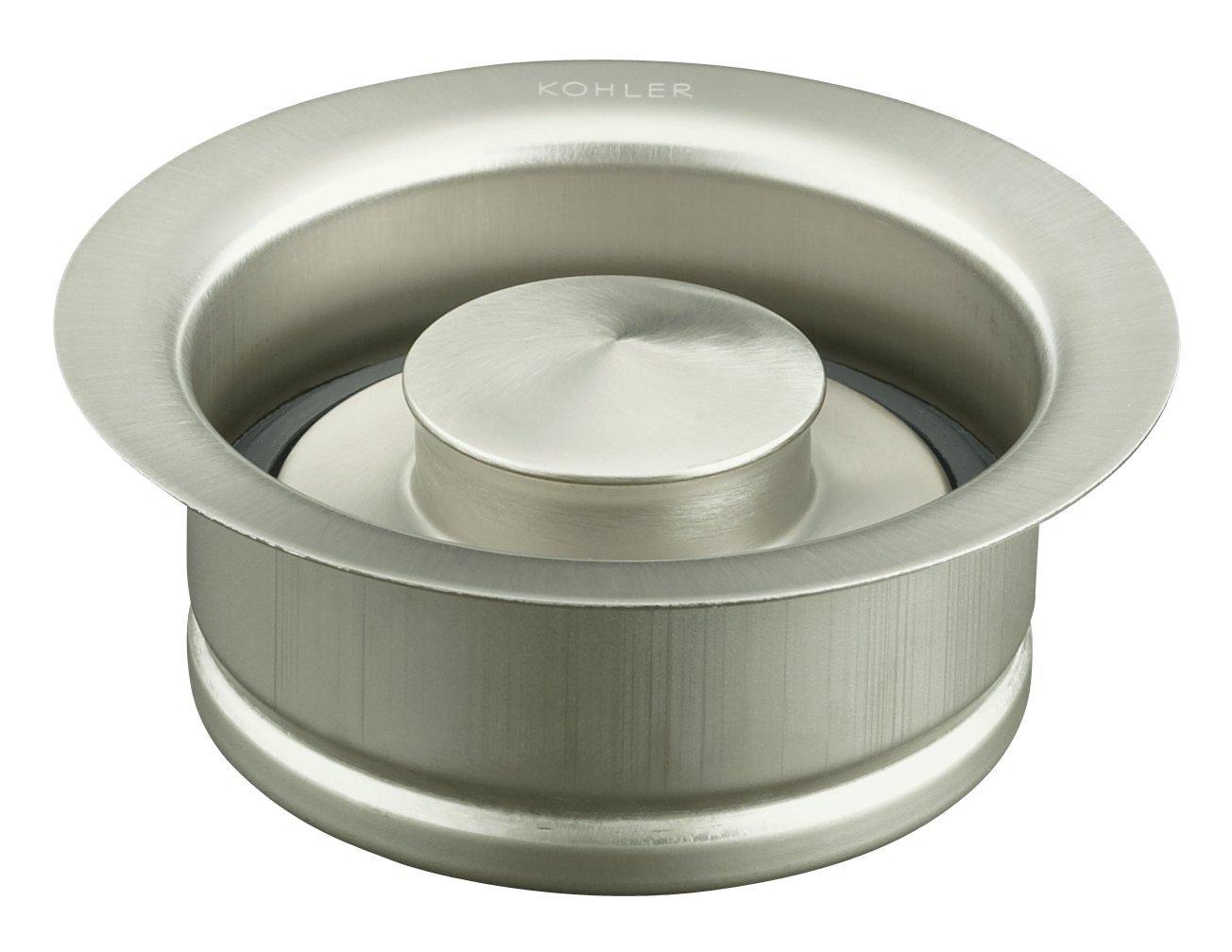 KOHLER K-11352-BN Disposal Flange, Vibrant Brushed Nickel by Kohler (Image #2)
