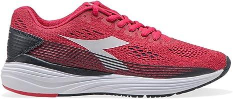 Diadora Kurura 173384_C7860 - Zapatillas de Running para Mujer, 3 W, Color Rosa y Blanco, Talla 37: Amazon.es: Deportes y aire libre