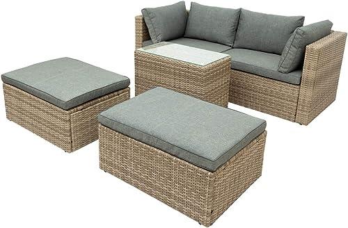 SAYTAY Outdoor Patio Furniture Set