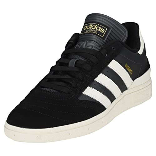 adidas Busenitz Mens Trainers Black White - 7 UK