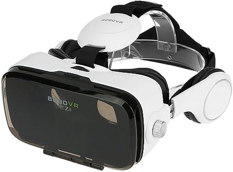 BOBO VR Z4 Realidad Virtual Gafas 3D Montado en Cabeza Headset ...