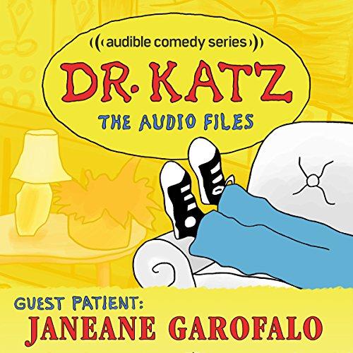 Ep. 12: Janeane Garofalo cover