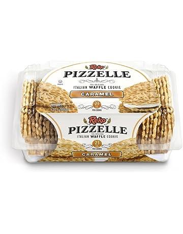 Reko Dulce De Leche Pizzelle Cookies (Case of 12)