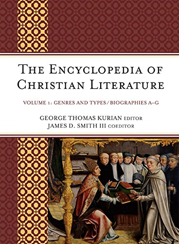 Download The Encyclopedia of Christian Literature: 2 Volumes Pdf