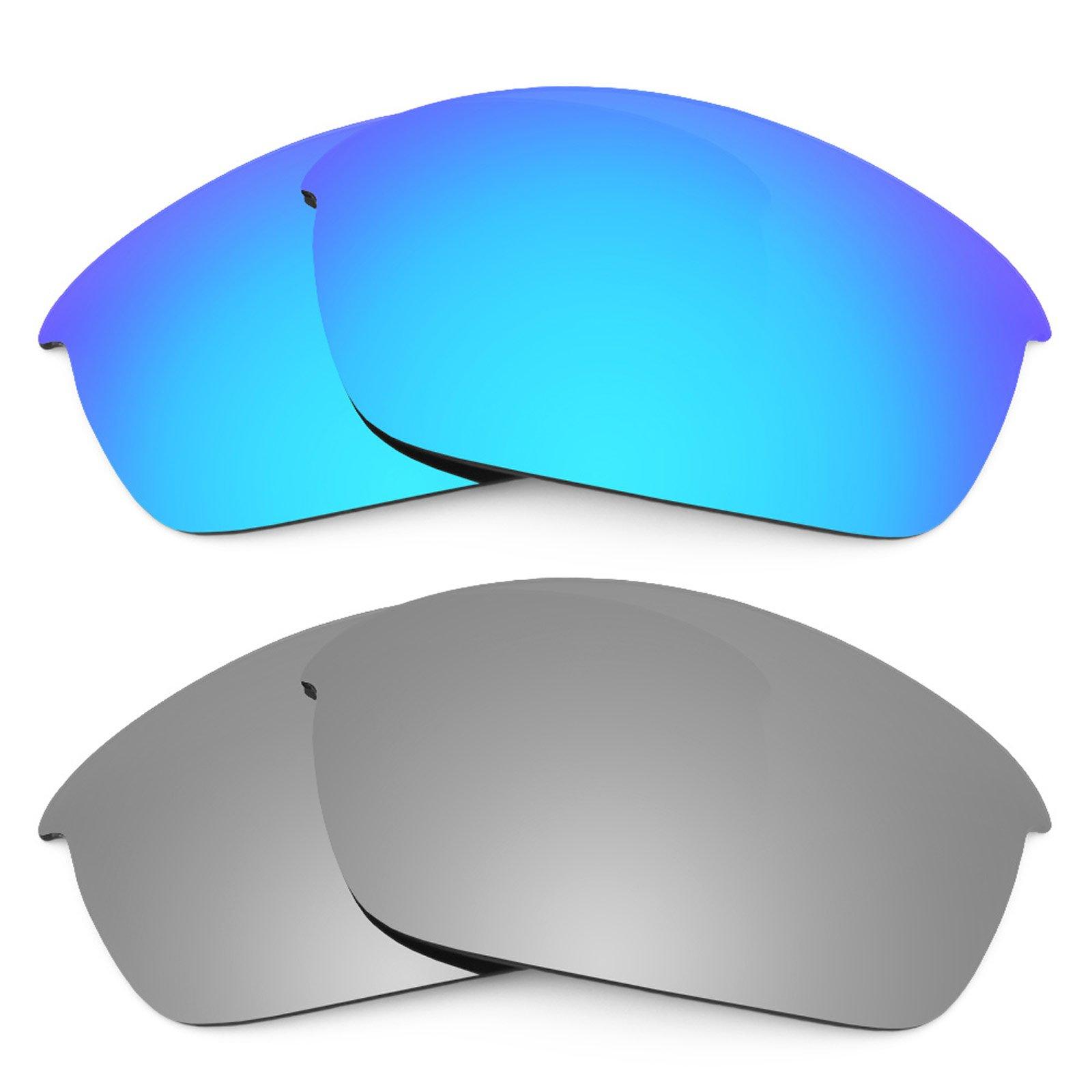 Revant Replacement Lenses for Oakley Flak Jacket 2 Pair Combo Pack K004