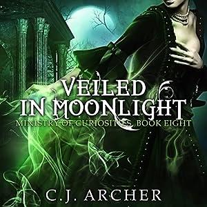 Veiled in Moonlight Audiobook