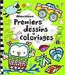 Premiers dessins et coloriages par Watt