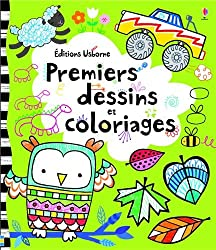 Premiers dessins et coloriages