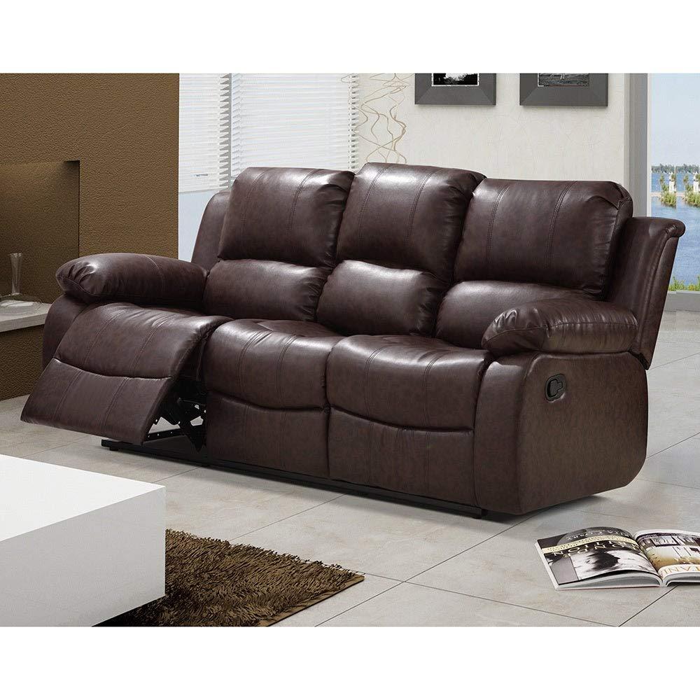 Terrific Amazon Com Us Furnishing Express Madison Bonded Leather Ncnpc Chair Design For Home Ncnpcorg