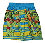 ninja turtles boys bathing suit - Toddler Boys Teenage Mutant Ninja Turtles Swim Short Trunk - 2T