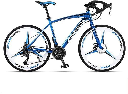 Huoduoduo Bicicleta, Bicicleta De Carretera, 26 Pulgadas De 27 ...