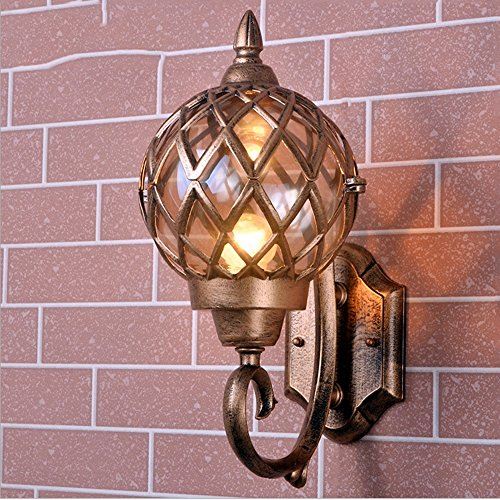 Outdoor Lantern Light Fittings in Florida - 5
