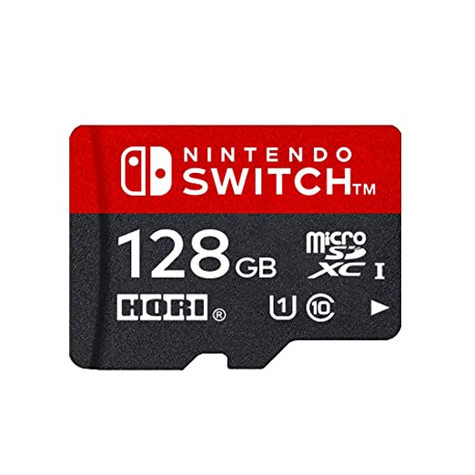 Amazon.com: 【Nintendo Switch】 Micro SD Memory card 128GB ...