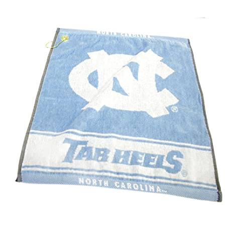North Carolina Tar Heels Tejido toalla de Golf de equipo - 637556225801, North Carolina Tar