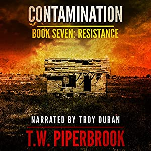Contamination 7: Resistance Audiobook