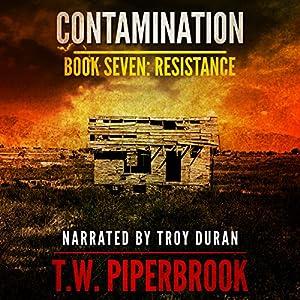 Contamination 7: Resistance Audiobook