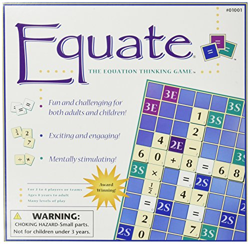 Equate The Equation Thinking Game