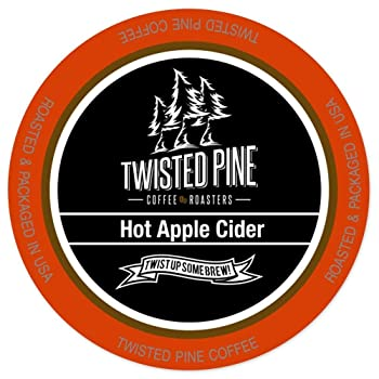 Twisted Pine Hot Apple Cider