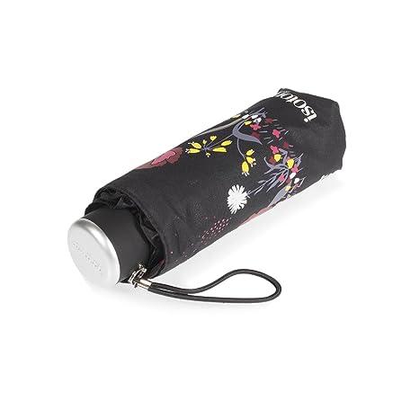ISOTONER petit parapluie manuel 09137 - VICHY