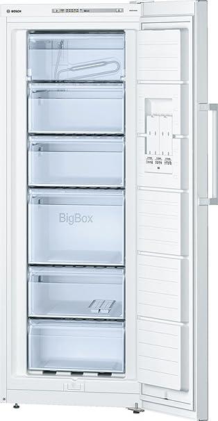 Bosch GSV29VW31 - Congelador (Vertical, Independiente, Color ...